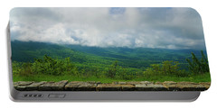 Gorgeous Blue Ridge Overlook Portable Battery Charger