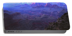 Grand Canyon Twilight Portable Battery Charger
