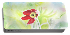 Granny Flower 3 Portable Battery Charger