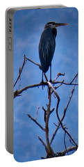 Great Blue Heron 3 Portable Battery Charger