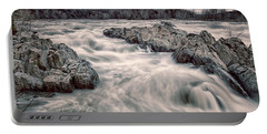 Portable Battery Charger featuring the photograph Great Falls by Travis Rogers