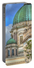 Green Dome's Of Italy Portable Battery Charger
