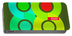 Green Style Portable Battery Charger