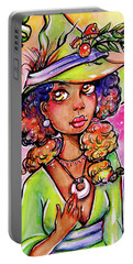 Green Witch Portable Battery Charger