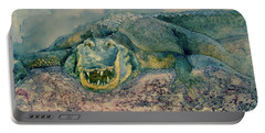 Grinning Gator Portable Battery Charger