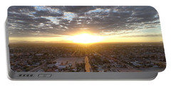 Guadalupe Sunset Portable Battery Charger