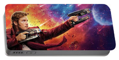 Guardians Of The Galaxy Star-lord Portable Battery Charger