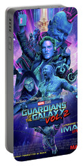 Guardians Of The Galaxy Vol.2  Portable Battery Charger