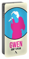 Gwen Poster II Portable Battery Charger