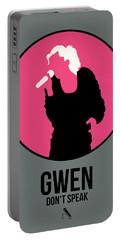 Gwen Stefani Portable Battery Charger