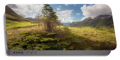 Haiku Forest Portable Battery Charger