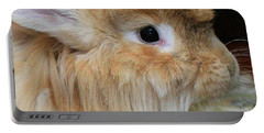 Hairy Rabbit Portable Battery Charger