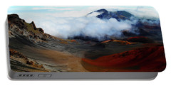 Haleakala Crater Portable Battery Charger