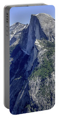 Half Dome From Glacier Point Portable Battery Charger