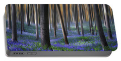 Hallerbos In Motion Portable Battery Charger