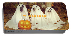 Halloween Hounds Portable Battery Charger