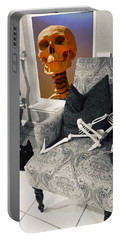 Halloween Window Dressing Portable Battery Charger