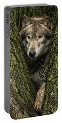Hangin In The Tree Portable Battery Charger