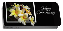 Happy Anniversary Portable Battery Charger