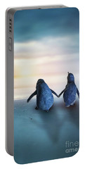 Penguin Photographs Portable Battery Chargers