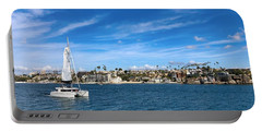 Harbor Sailing Portable Battery Charger
