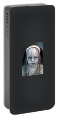 Haunting Helen Portable Battery Charger