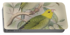 Hawaiian Honeycreeper Portable Battery Charger