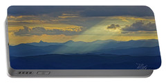 Hawks Bill Mountain Sunset Portable Battery Charger