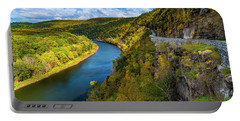 Hawks Nest Overlook Portable Battery Charger