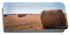Hay Rolls Portable Battery Charger