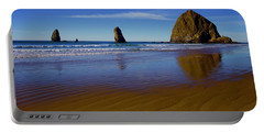 Haystack Rock Panoramic Portable Battery Charger