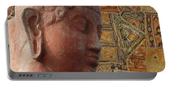 Head Of Buddha,  Portable Battery Charger