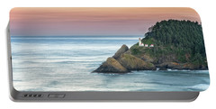 Heceta Lighthouse Portable Battery Charger
