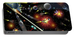 Hell In Space Portable Battery Charger