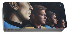Heroes Of The Final Frontier Portable Battery Charger