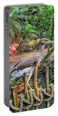 Heron On Guard Portable Battery Charger