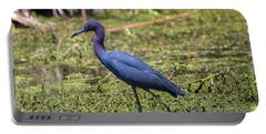 Heron Portrait Portable Battery Charger