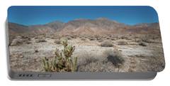 High Desert Cactus Portable Battery Charger