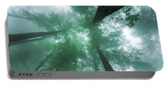 High In The Mist Portable Battery Charger