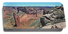 High Noon At Spider Rock Portable Battery Charger