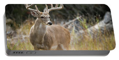 Hill Country Whitetail Portable Battery Charger