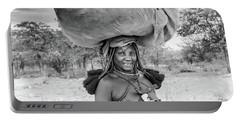 Himba Woman 2 Portable Battery Charger