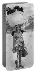 Himba Woman 3 Portable Battery Charger