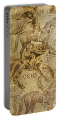 Historic Horse Racing Portable Battery Charger