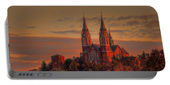 Holy Hill Sunrise Portable Battery Charger