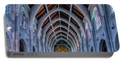 Holy Spirit Trappist Abbey Portable Battery Charger