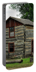 Portable Battery Charger featuring the photograph Home On The Range by Jon Burch Photography