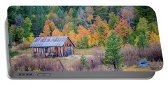 Hope Valley Cabin Portable Battery Charger