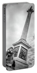 Horatio And The Lion Portable Battery Charger