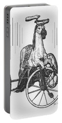 Horse Tricycle Portable Battery Charger